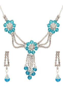 Miraamall Imitation Daimond Necklace