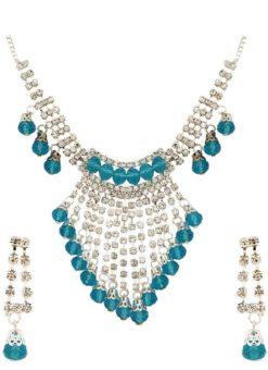 Miraamall Imitation Daimond Necklace