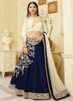 Miraamall Designer Silk Lehenga Choli