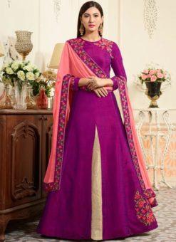 Miraamall Designer Anarkali Salwar Suit
