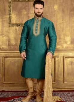 Miraamall Party Wear Kurta Pajama