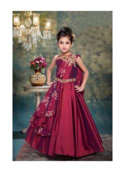 Miraamall Kids Wear Gown