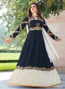 Miraamall Gulzaar 2100 Series Designer Georgette Salwar Kameez