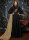 Gowns - Indian Evening Gowns For Party - Black Gowns