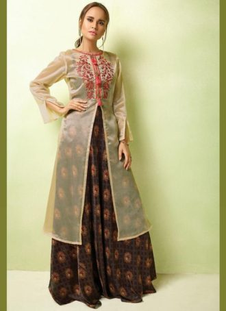 Gowns In India Shop Online Indian Evening Gowns Miraamallcom
