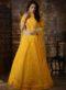 Yellow Silk Sequence Work Designer Lehenga Choli