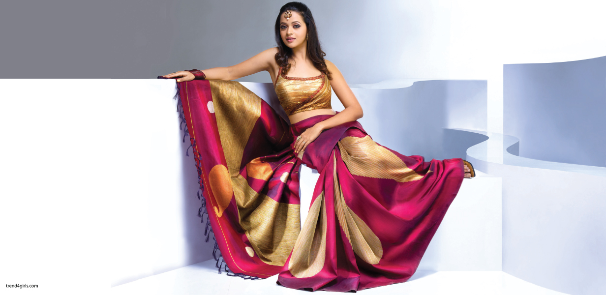 8 Useful Tips And Ideas To Dress Draping Net Saree : Style Tips