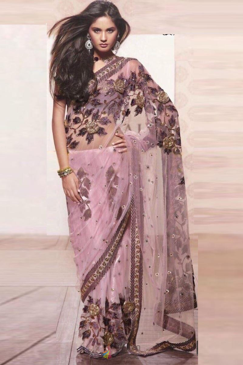 How to Choose Best Net Sarees & Printed Sarees?