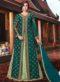 Buy Designer Silk Wedding Salwar Suit