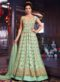 Buy Designer Net Wedding Salwar Suit