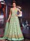 Buy Designer Net Wedding Salwar Suit