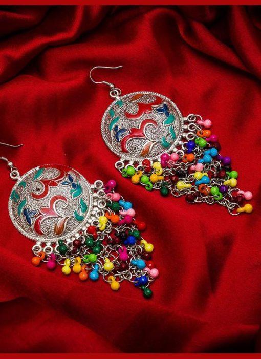 Oxsodise Navratri Special Earring