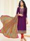 Designer Casual Wear Pure Modal Silk Salwar Suit