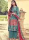 Designer Casual Wear Pasmina Printed Palazzo Suits
