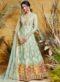 Charming Pink Fancy Net Designer Anarkali Suit