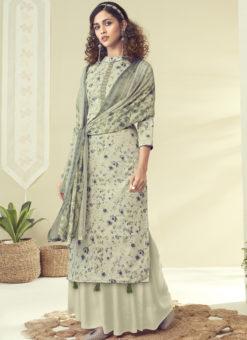Latest Designer Pista Pure Zam Cotton Salwar Suit
