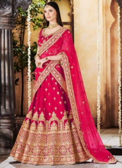Miraamall Designer Wedding Wear Lehenga Choli Online Shopping