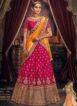 Miraamall Designer Wedding Wear Lehenga Choli Online Shopping